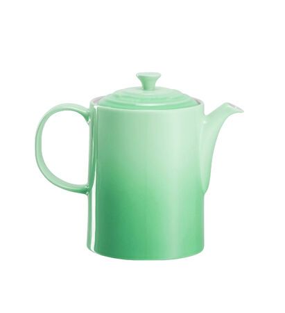tea pot isolated on white photo
