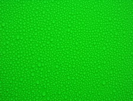 녹색 물 방울 가까이 당신을 위해