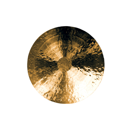 Gong: Tool gong Stock Photo
