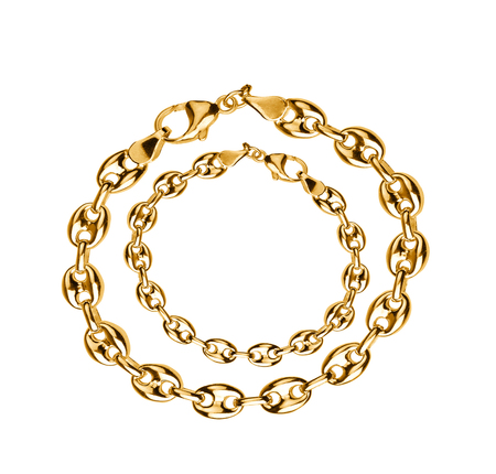 and gold: gold jewelry