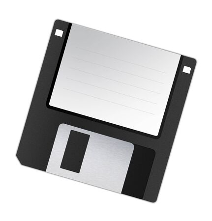 salvaging: floppy disk