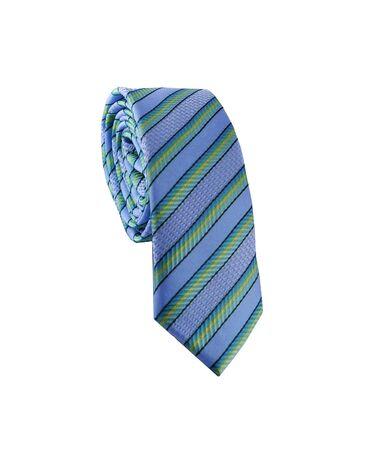 necktie: folded necktie Stock Photo