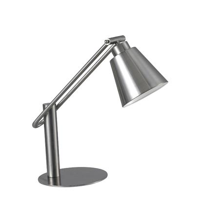 Desk Lamp, isolated Stockfoto