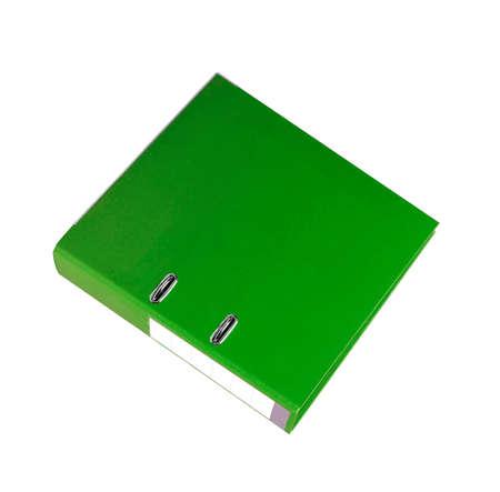 glossiness: green folder