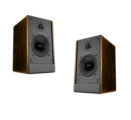 thundering: Two great loud speakers