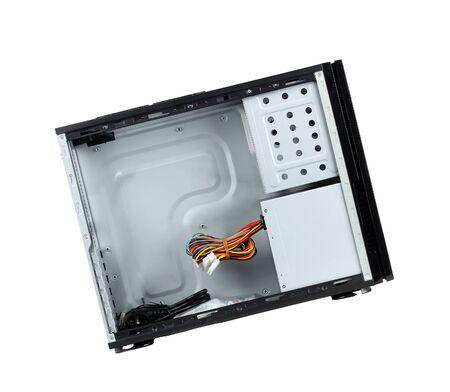 hard drive crash: Bare computer case