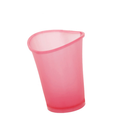 bendable: plastic cup