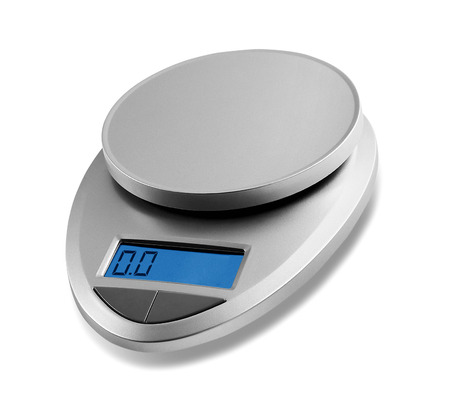weigh machine: small scale isolated