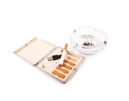 atomiser: electric cigarette