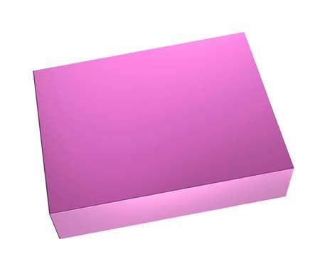 matt: box . 3d computer modeling