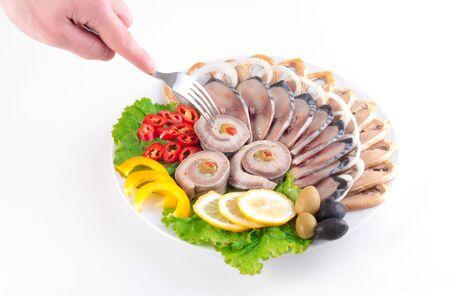 finocchio: pesce fresco sapore sul piatto