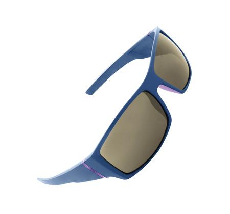 wayfarer: Sunglasses isolated