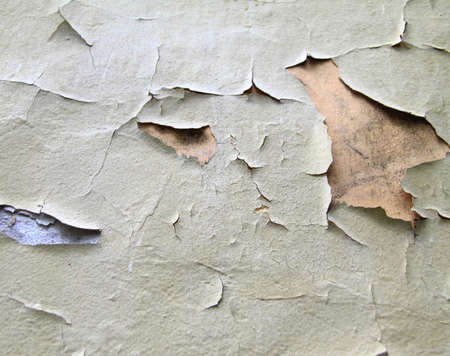 crackles: paint wall Stock Photo