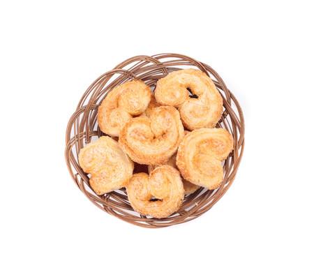 dutch: Dutch cookie in basket