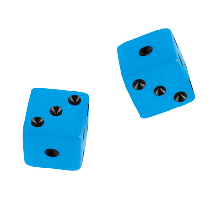 galley: Blue dices