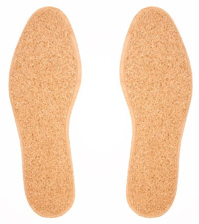 insoles: White shoe insoles