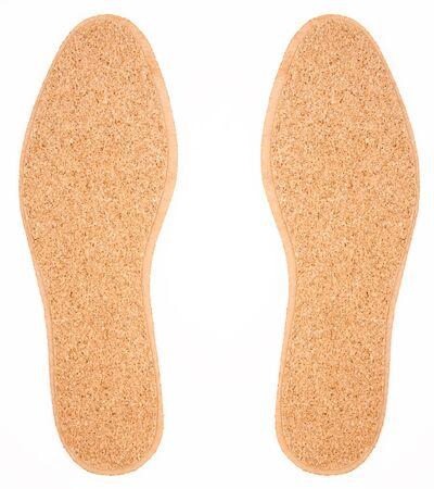 White shoe insoles