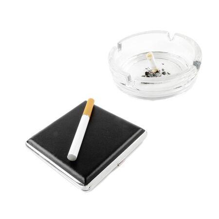atomiser: cigarette concept Stock Photo