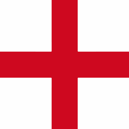 England flag. Wallpaper and background concept. National and footbal theme. Vector illustration