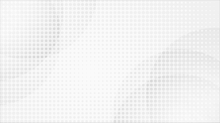 White abstract mosaic background vector. Gray abstract. Modern design background for report and project presentation template. Vector illustration graphic. Dot shape. product advertising present