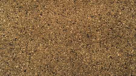 gravel: background of sand and small gravel stone texture.