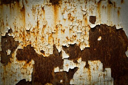 rusty metal: Rust texture
