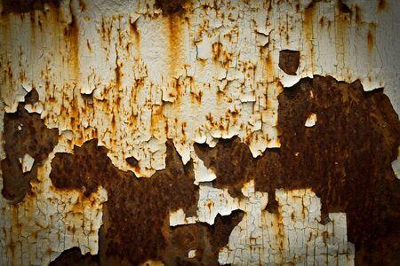 oxidized: Textura roya