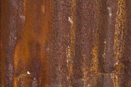 rusty metal fence texture Stock Photo - 9524510