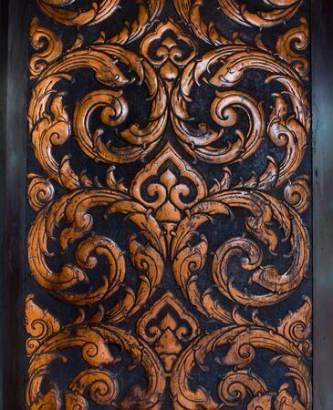 wood carvings: Wood carvings is a form of Thai art