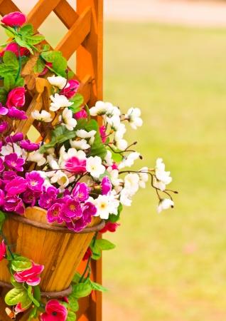 artificial flower: Decorative flower