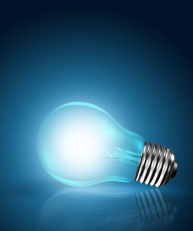 light bulb Stock Photo - 14589311