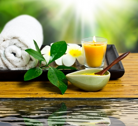 traditional wellness: Spa treatment