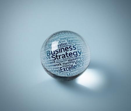 Previsión y plan de acciones comerciales comerciales con bola de cristal