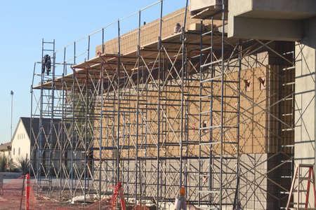 Masonry scaffold
