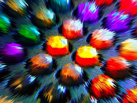 colorful shapes Imagens