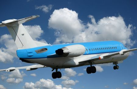 aircraft taking off Imagens - 6406023