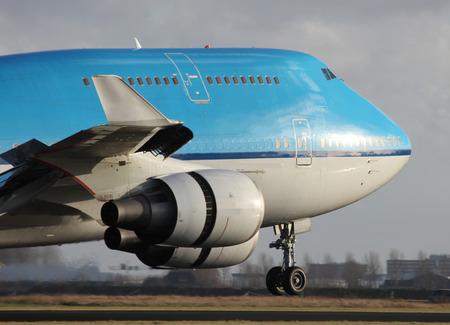 nose big jet