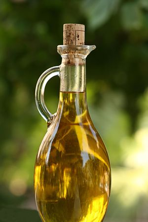 cooking oil: olive oil