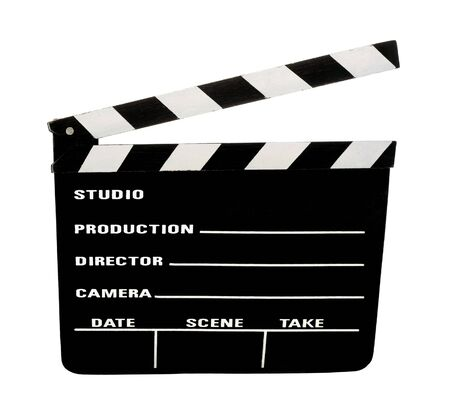 movie clapperboard  photo