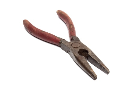 old pliers tool photo