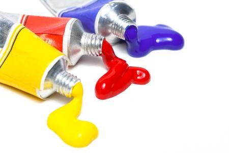 Three primary colors