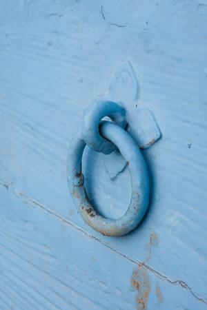 doorknocker: Old knocker