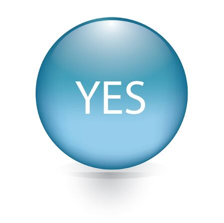proceed: Yes blue button  Illustration
