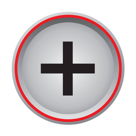 plus button Vector