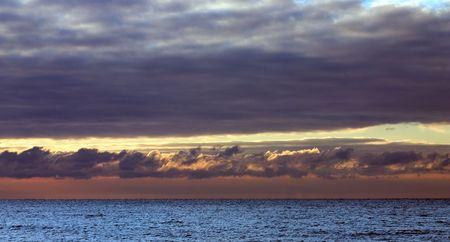 winter sunrise: winter sunrise Stock Photo