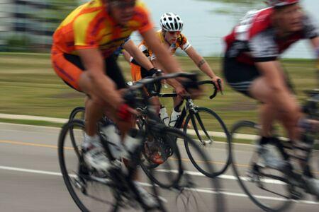 Bike Race Banco de Imagens - 1456328