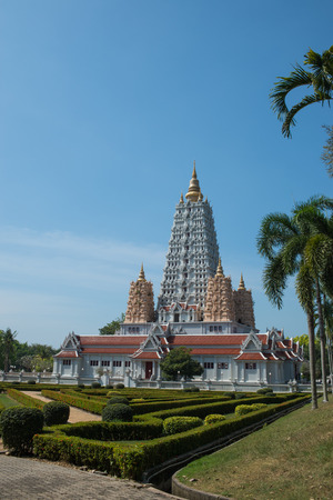Wat Yan Sang Wararam Woramahawihan temple, Thailand