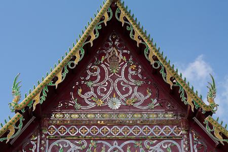 gable: gable temple