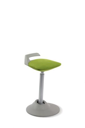 futurist: Modern chair on a white background