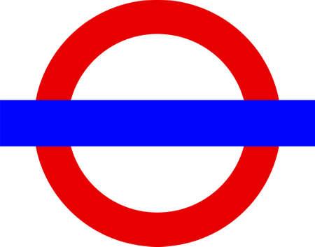 subway: Symbol of underground subway Illustration